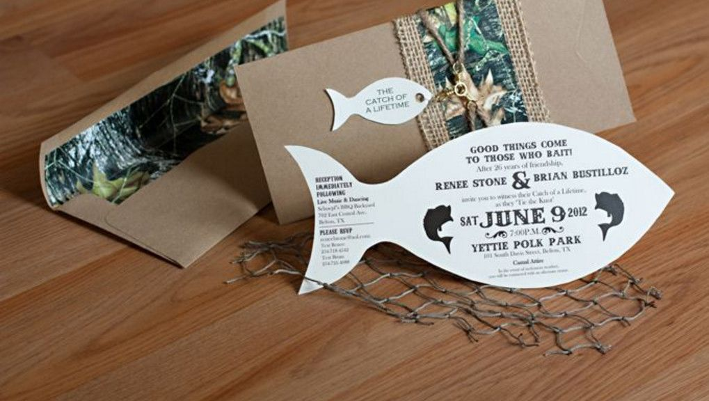 homemade fishing birthday party invitations - Understanding - birthday invitation homemade