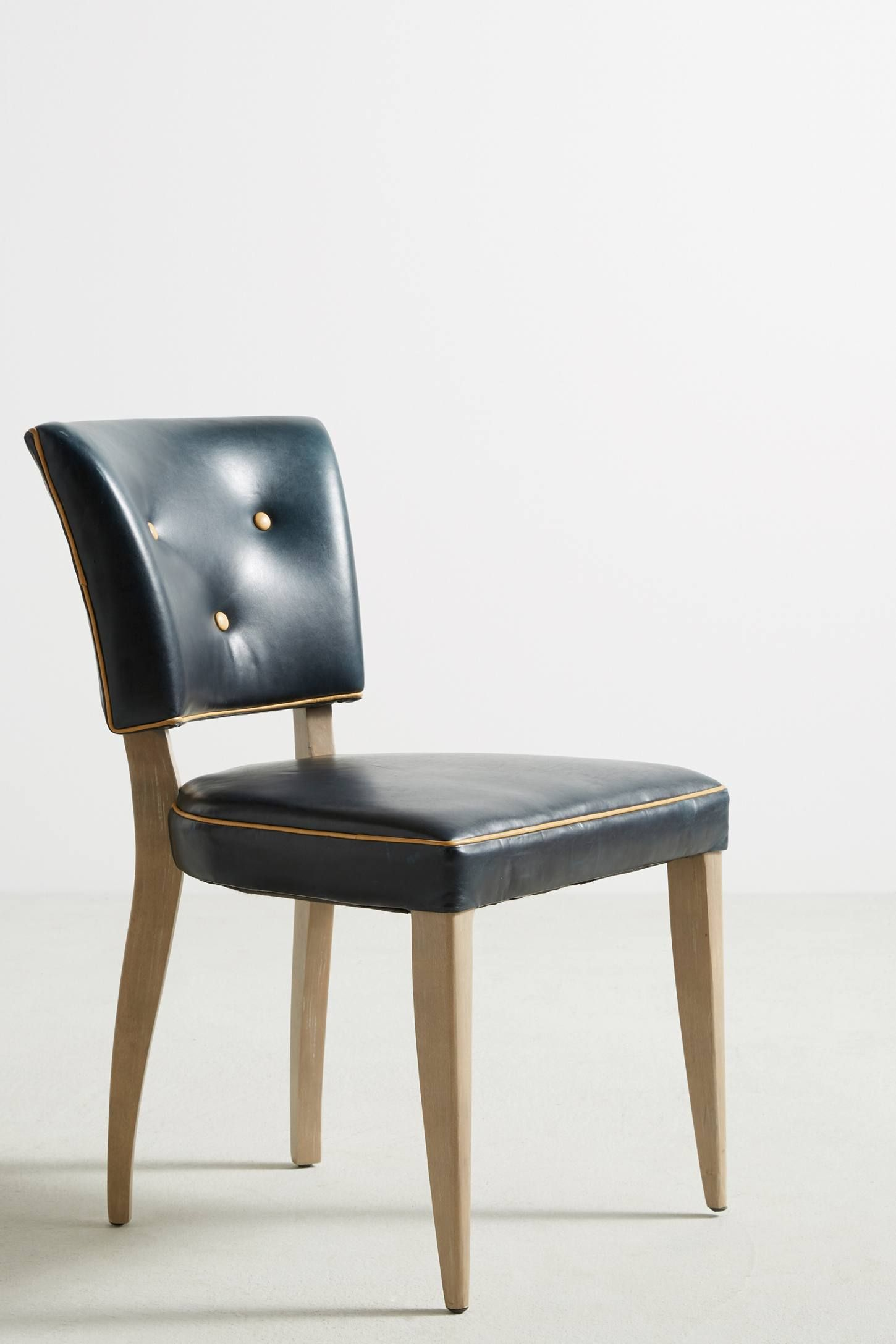 Premium Leather Promena Dining Chair Leather Dining Chairs