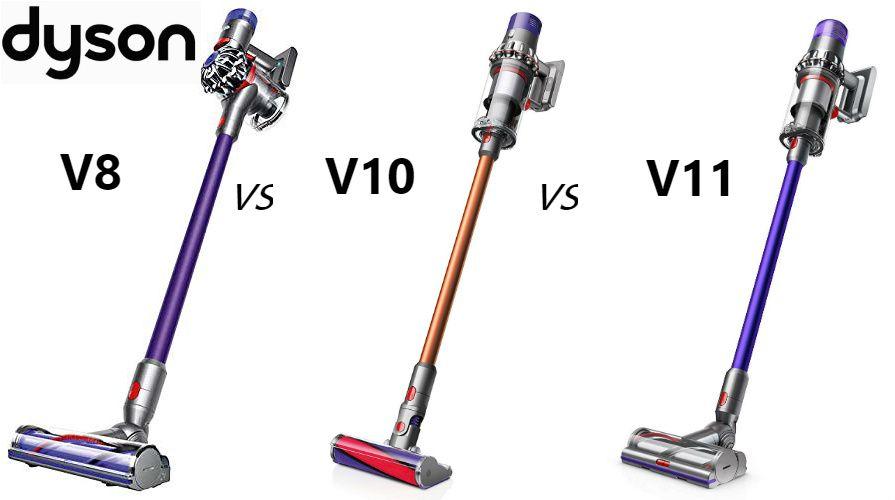 Dyson V11 Vs V10 Vs V8 Dyson Vacuum Cleaner Reviews Dyson V8