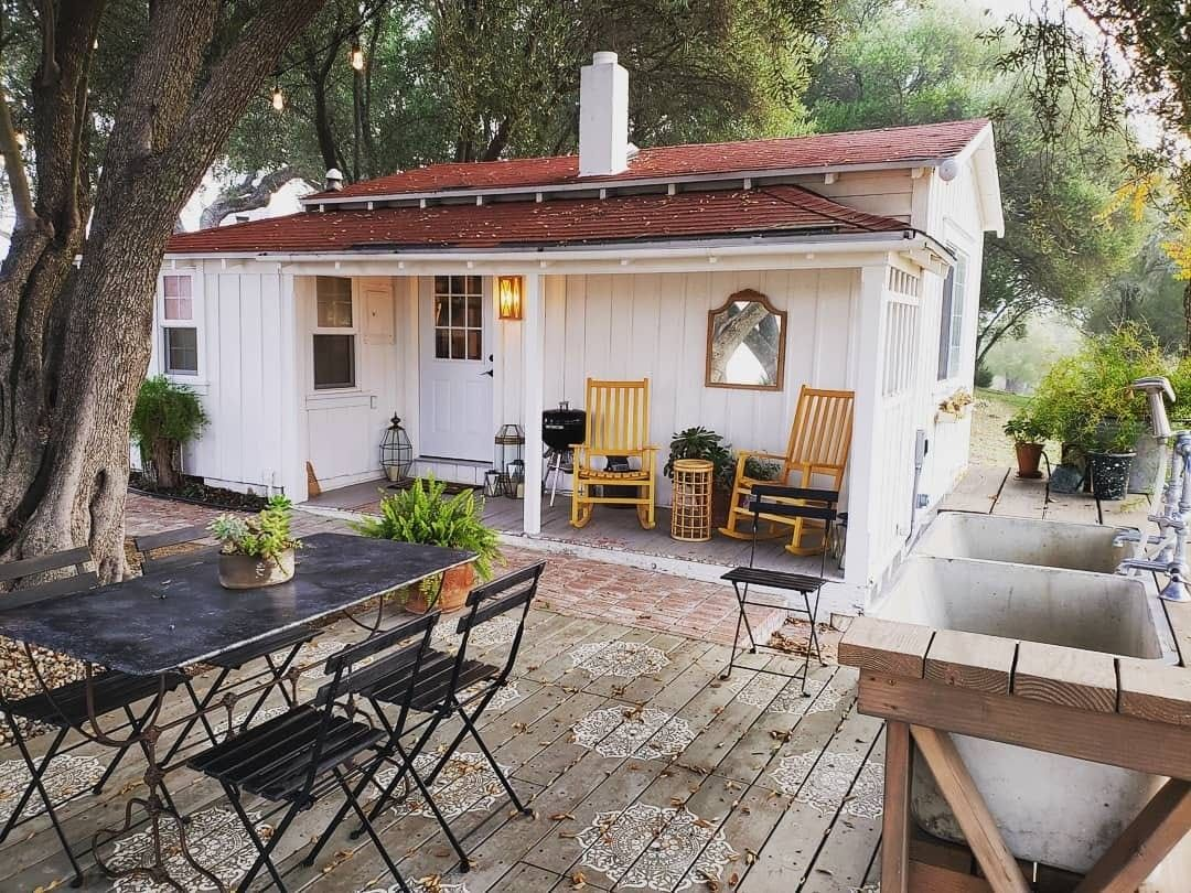 Financebuzzofficial Posted To Instagram Fbz S Own Sebastian Vintage Ranch Paso Robles Available On Airbnb And As Seen On N Paso Robles Airbnb New Homes