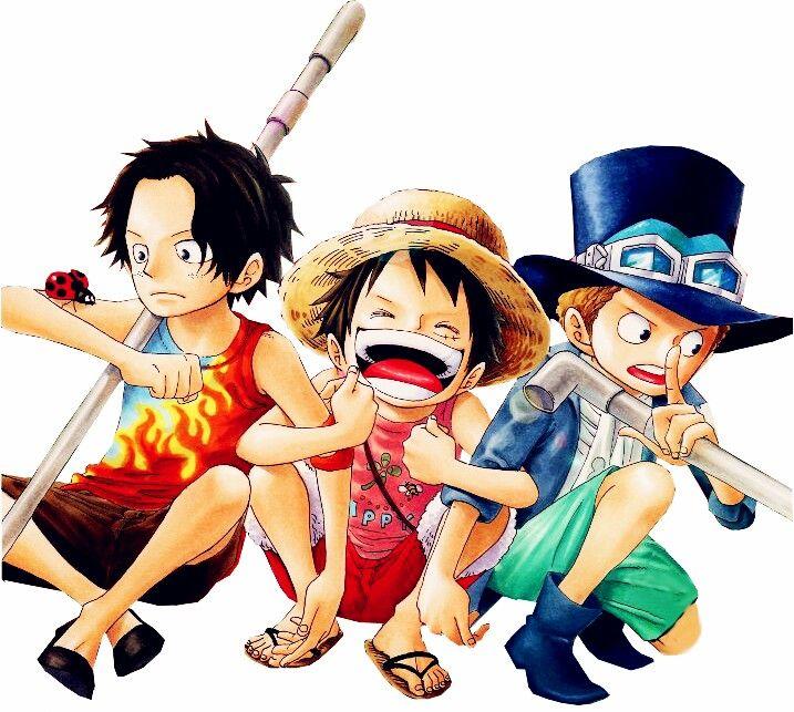 Portgas D Ace X Monkey D Luffy X Sabo Ace Sabo Luffy Ace And Luffy Luffy