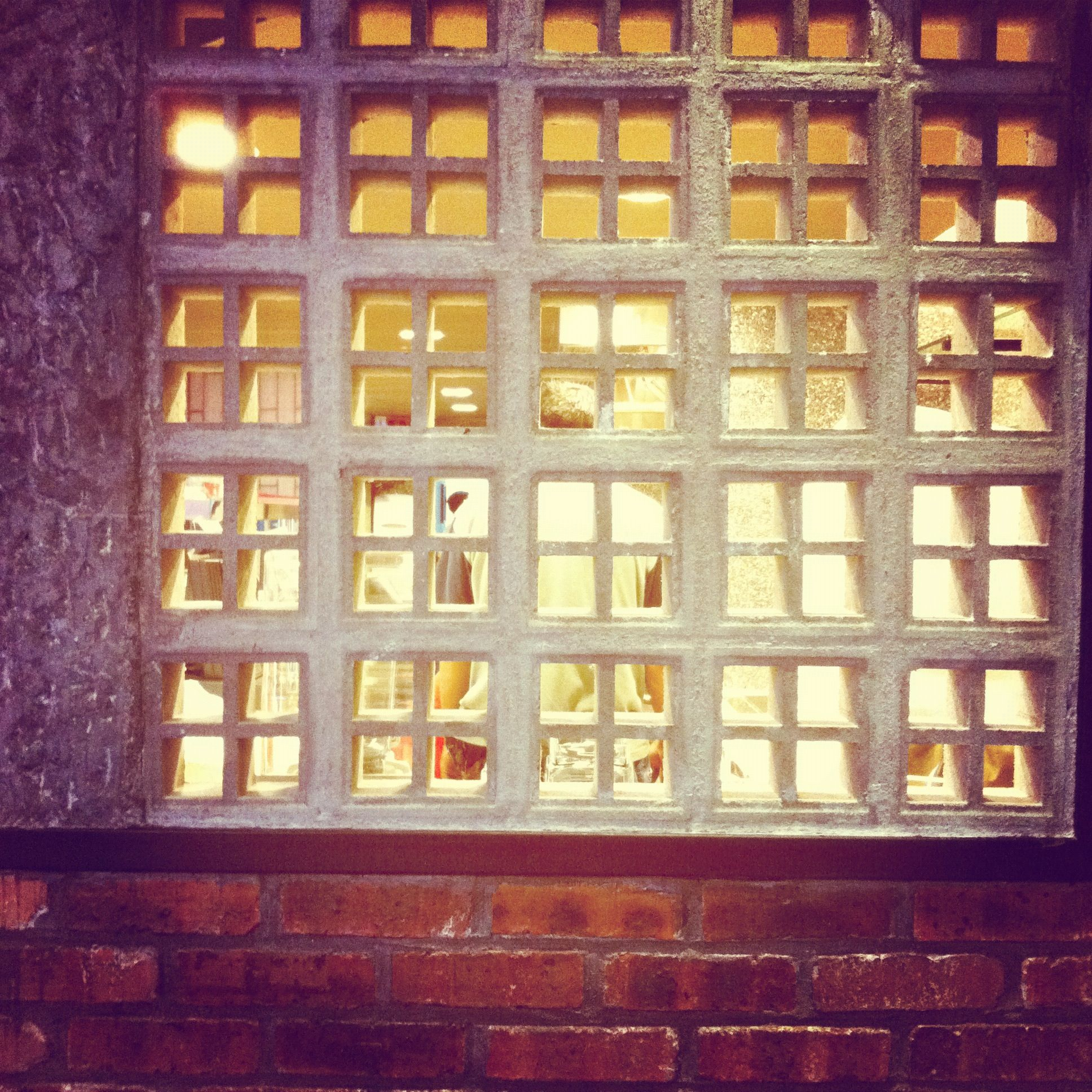 Screen Wall | brick walls and vent blocks | Pinterest | Screens