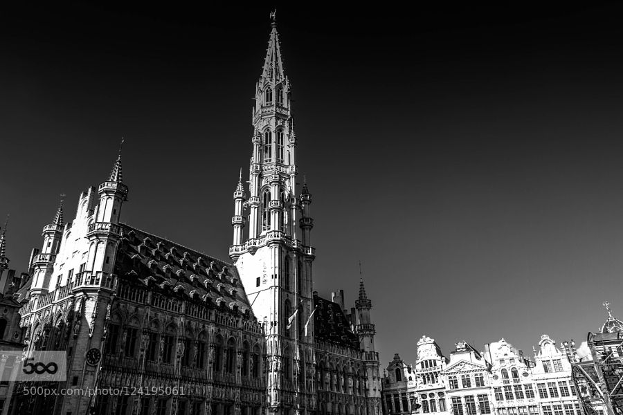 Brussels by SteveGuessoum #fadighanemmd
