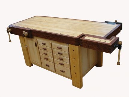 The Top Of The Bench Is Independent Of The Cabinet Portion