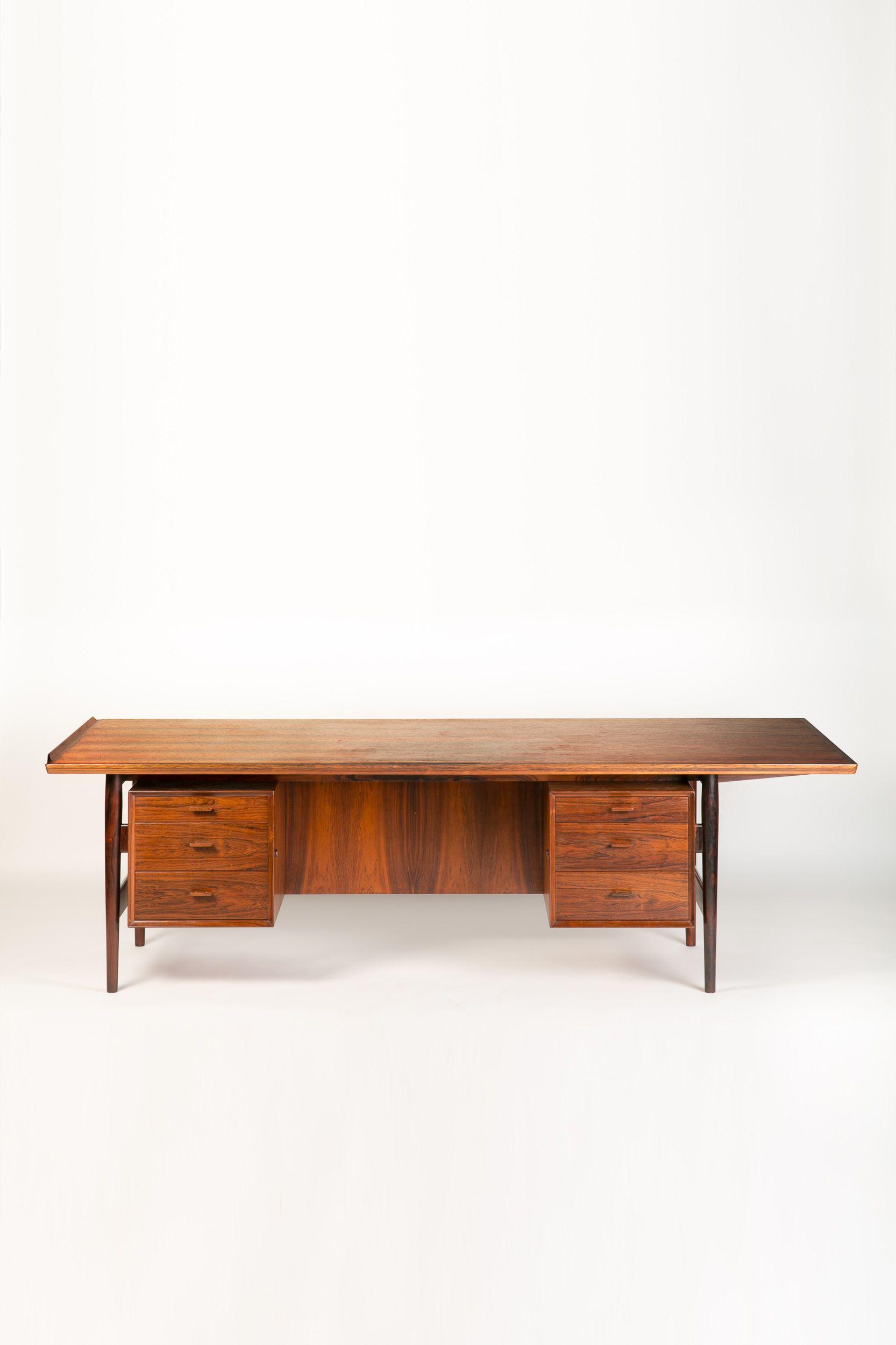 Custom executive desks - Arne Vodder Custom Executive Desk