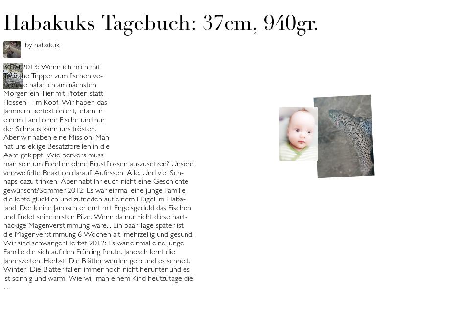 HABAKUKS TAGEBUCH: 37cm, 940gr.