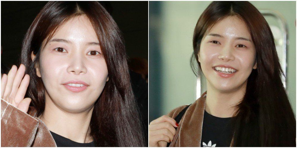 Mamamoo S Solar Fires Back At The Malicious Comments On Her Bare Face Photos Bare Face Face Photo Solar Mamamoo