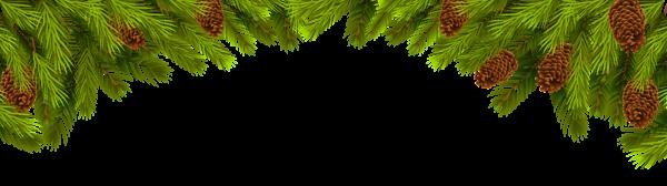 Christmas Pine Branch Decoration Png Clip Art Image Christmas Tree Decorations Branch Decor Christmas Bells