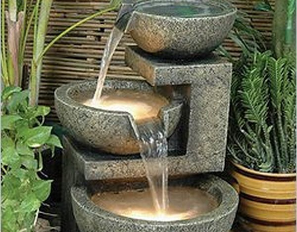 17 Best 1000 images about Ceramic Waterfall Fountain on Pinterest