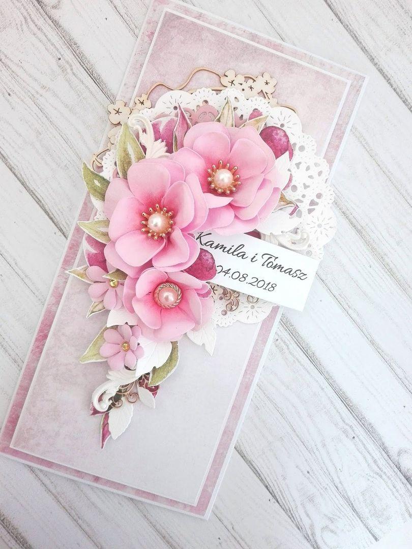 Летний, надпись на открытке в цветы на свадьбу