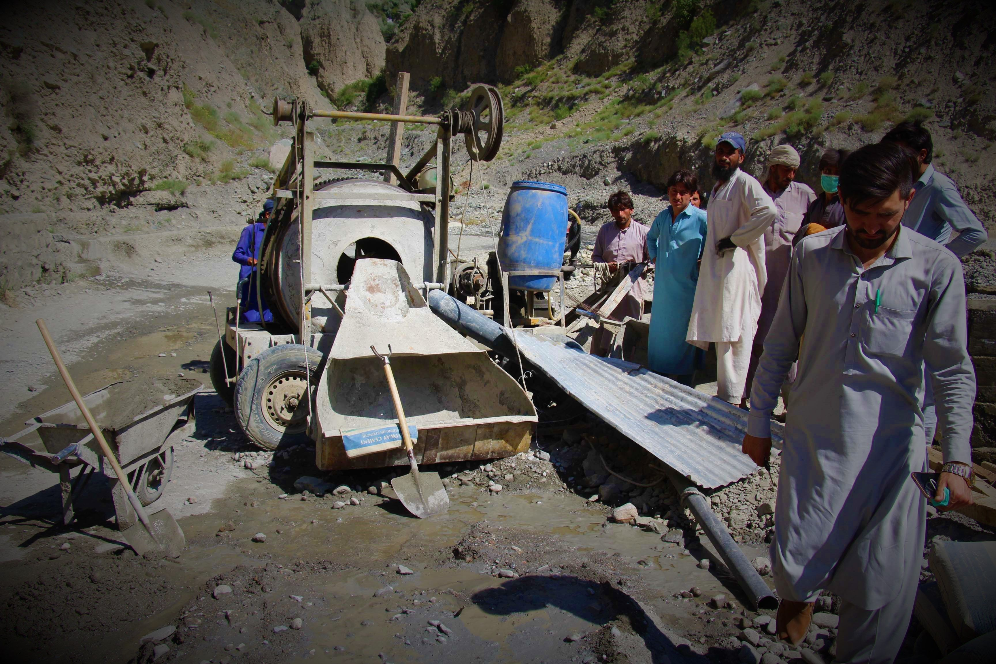 C&W department utilized 17 M M&R fund for repair and maintenance of several schemes
