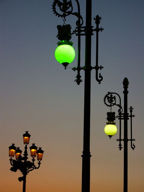 Farolas Reales E Irreales Street Lamp Post Street Lamp Street Light