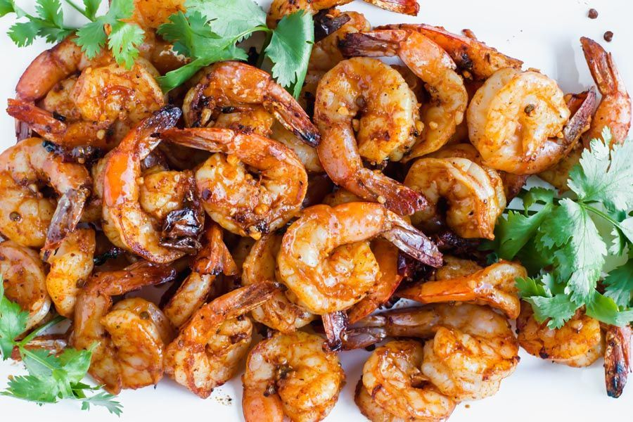 Keto Grilled Firecracker Shrimp Recipe - KetoFocus #firecrackershrimp Keto Grilled Firecracker Shrimp Recipe - KetoFocus #firecrackershrimp