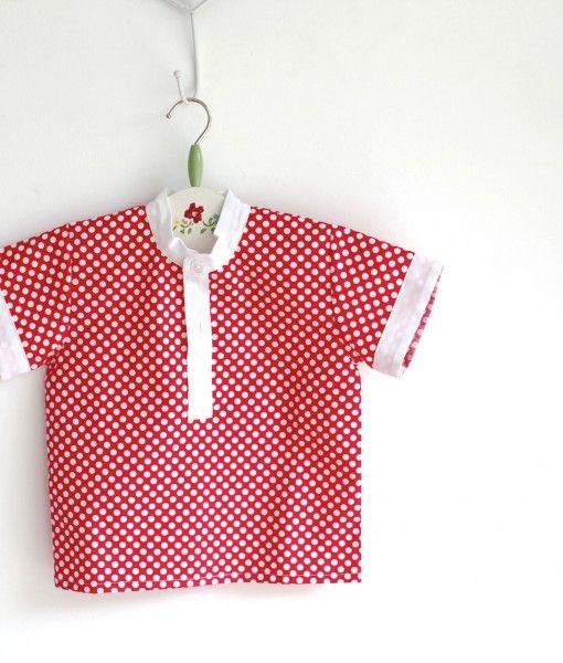 TicTac Babies - camisa de rapaz