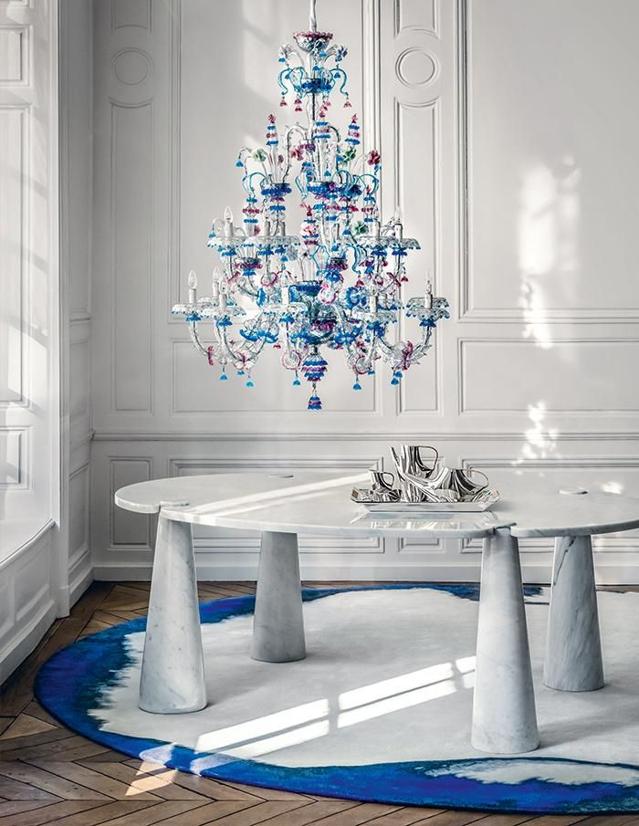 AD France on Pinterest Light fittings, Interiors and Mid century