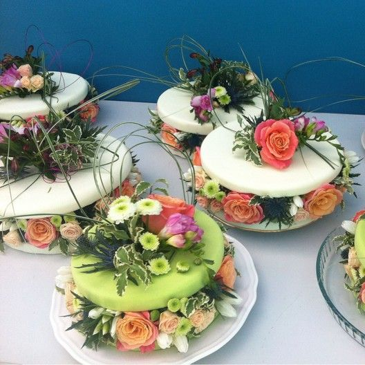 Atelier Make It Créer Un Gâteau Floral 1h30 2h Est Sur