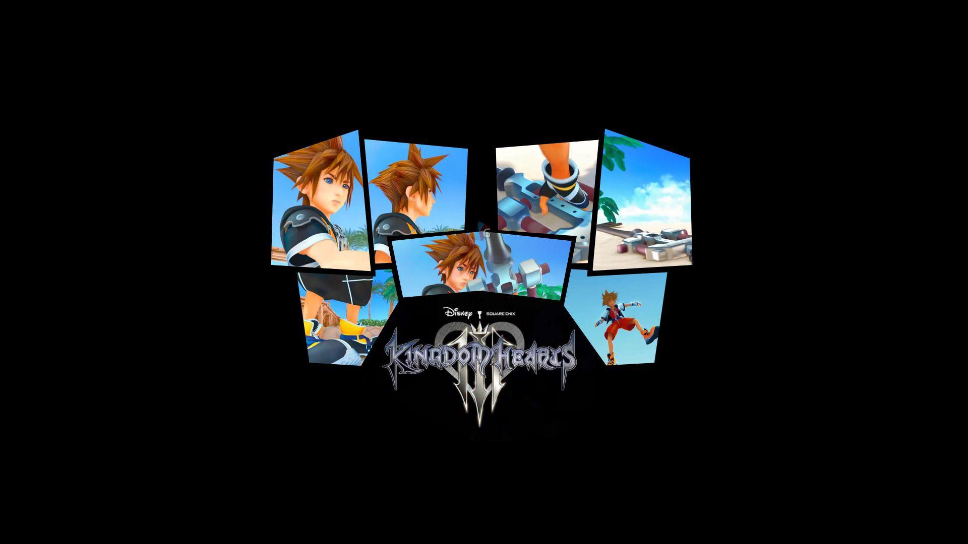 kingdom hearts 3 games wallpaper
