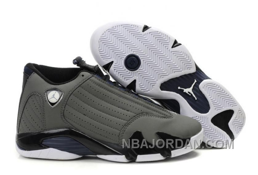 wholesale dealer 0a869 f3aca Buy Air Jordan 14 Retro Light Graphite Midnight Navy Black White New  Release from Reliable Air Jordan 14 Retro Light Graphite Midnight Navy  Black White New ...