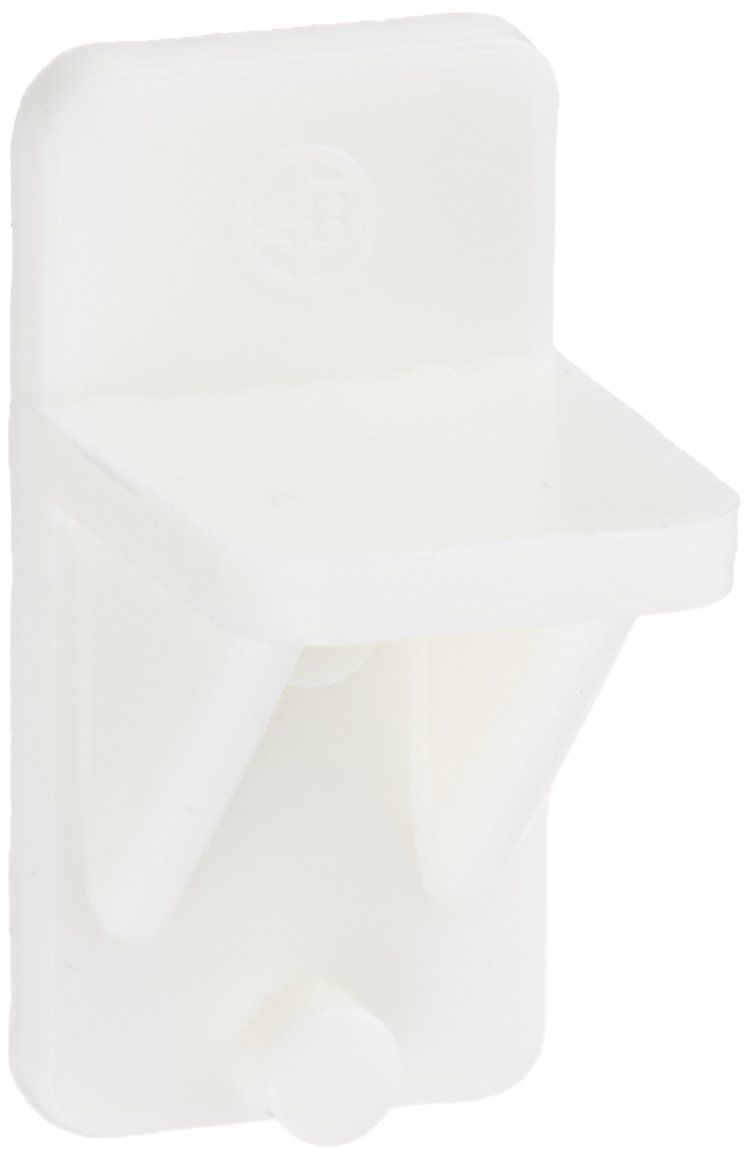 Slide Co 242400 Shelf Support Peg 1 4 Inch White Plastic Pack Of 12 Read More Reviews Of The Product Plastic Shelves Shelf Supports Adjustable Shelving