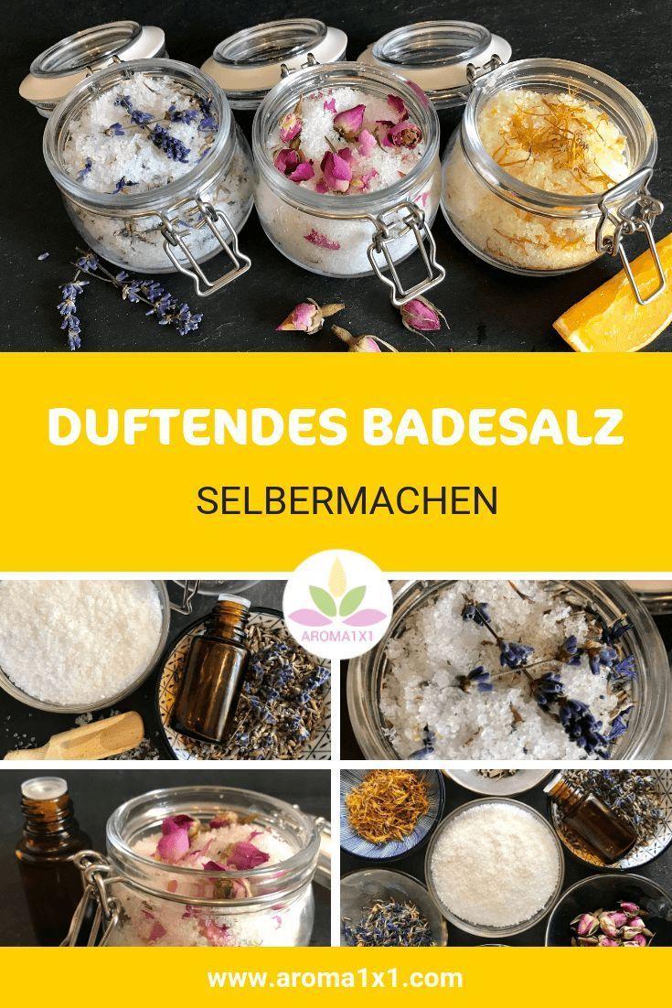 Photo of Duftendes Badesalz selbermachen – das perfekte Geschenk | AR…