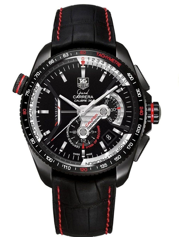 Часы TAG Heuer Grand Carrera Calibre 36 | Часы, Мужские ...