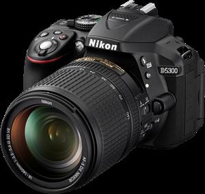 Nikon D5300 // dpreview