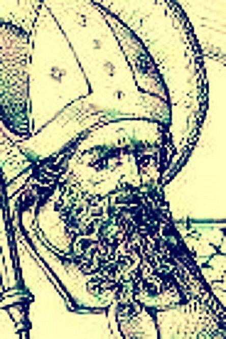 #Bernoldo o Bernulfo, obispo, que libró del dominio de los señores laicos a las iglesias y a los monasterios de su diócesis, fundó nuevas iglesias e introdujo los usos y costumbres cluniacenses en los monasterios de #Utrecht, Netherlands (1054)  El monasterio obtiene el derecho de acuñar moneda, se abren escuelas y una biblioteca. La Regla clunisienne formar un imperio monástico de prioratos autónomos pero sometidos al gobierno común del abad de Cluny.