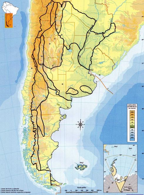 Argentina unidades estructurales mapas pinterest argentina unidades estructurales gumiabroncs Choice Image