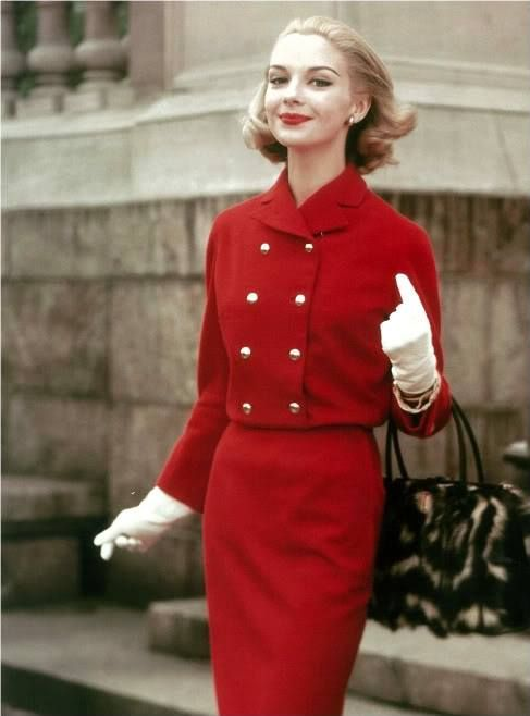 1951 - Red Suit