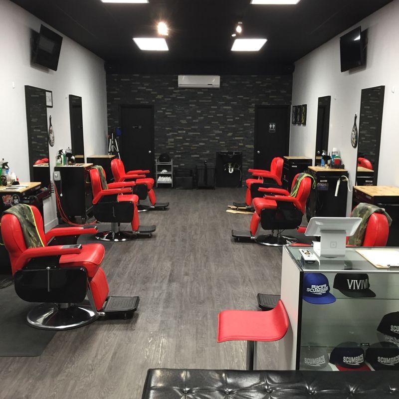 Picture In 2019 Barber Shop Decor Modern Barber Shop