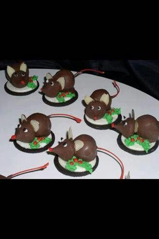 Cute Christmas Treats Christmas Pinterest Holidays, Christmas