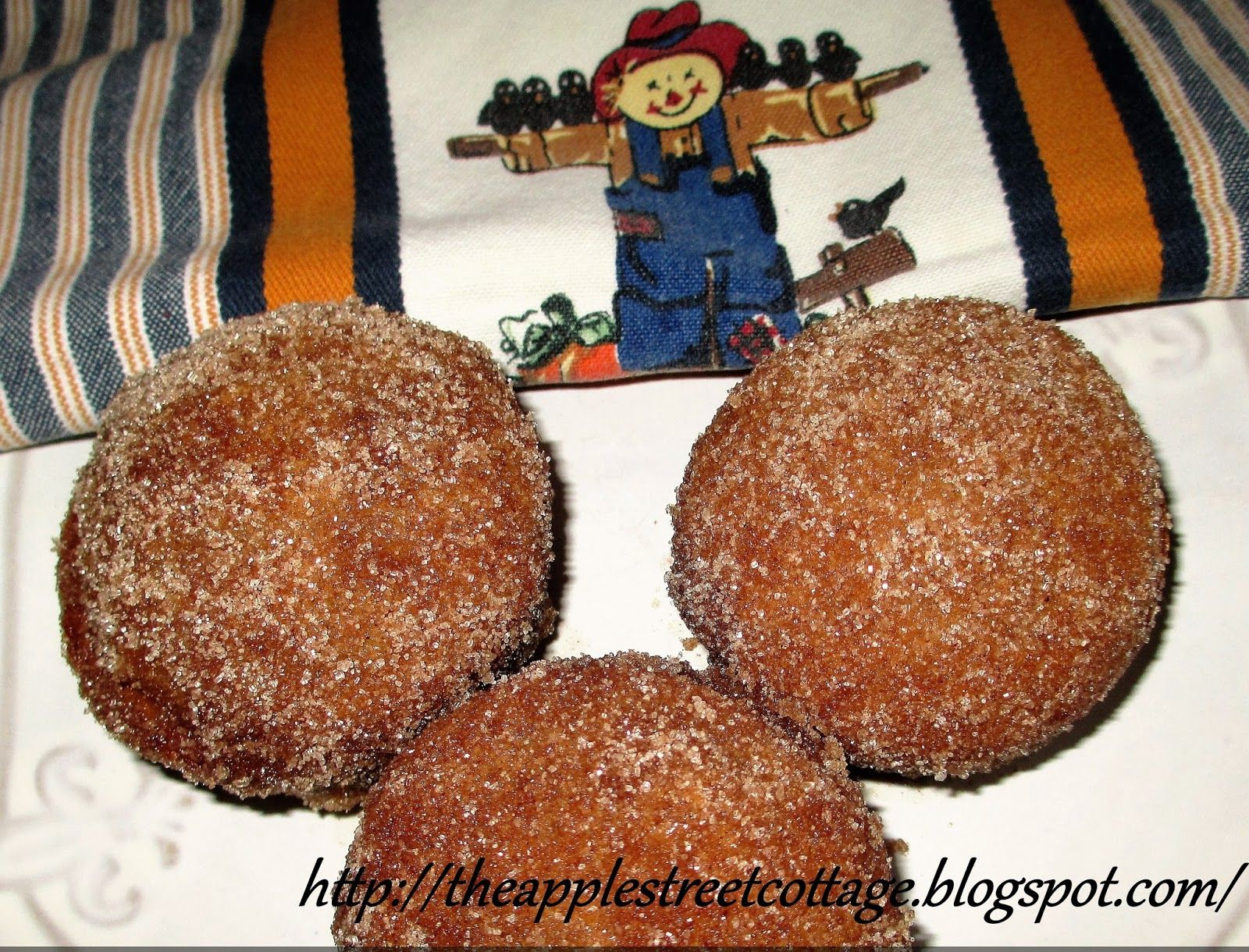 I want to share this recipe with you before all the apple cider disappears. I made them a few weeks ago and they were a huge hit. I can't ta...