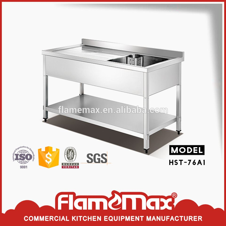New Style China Wholesale Kitchen Outdoor Stainless Steel Sink Table Outdoor Kitchen Stainless Steel Sinks Outdoor Sinks