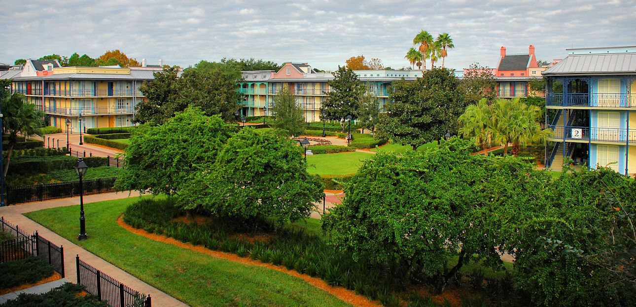 Port Orleans French Quarter Review At Disney World Easywdw Resorts Hotels And