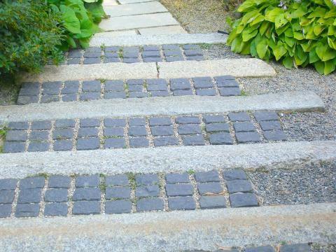 Mit Naturstein den Garten gestalten Pavement - garten mit natursteinen gestalten