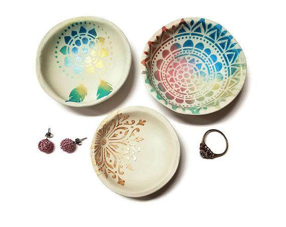 Mandala Ring Dish