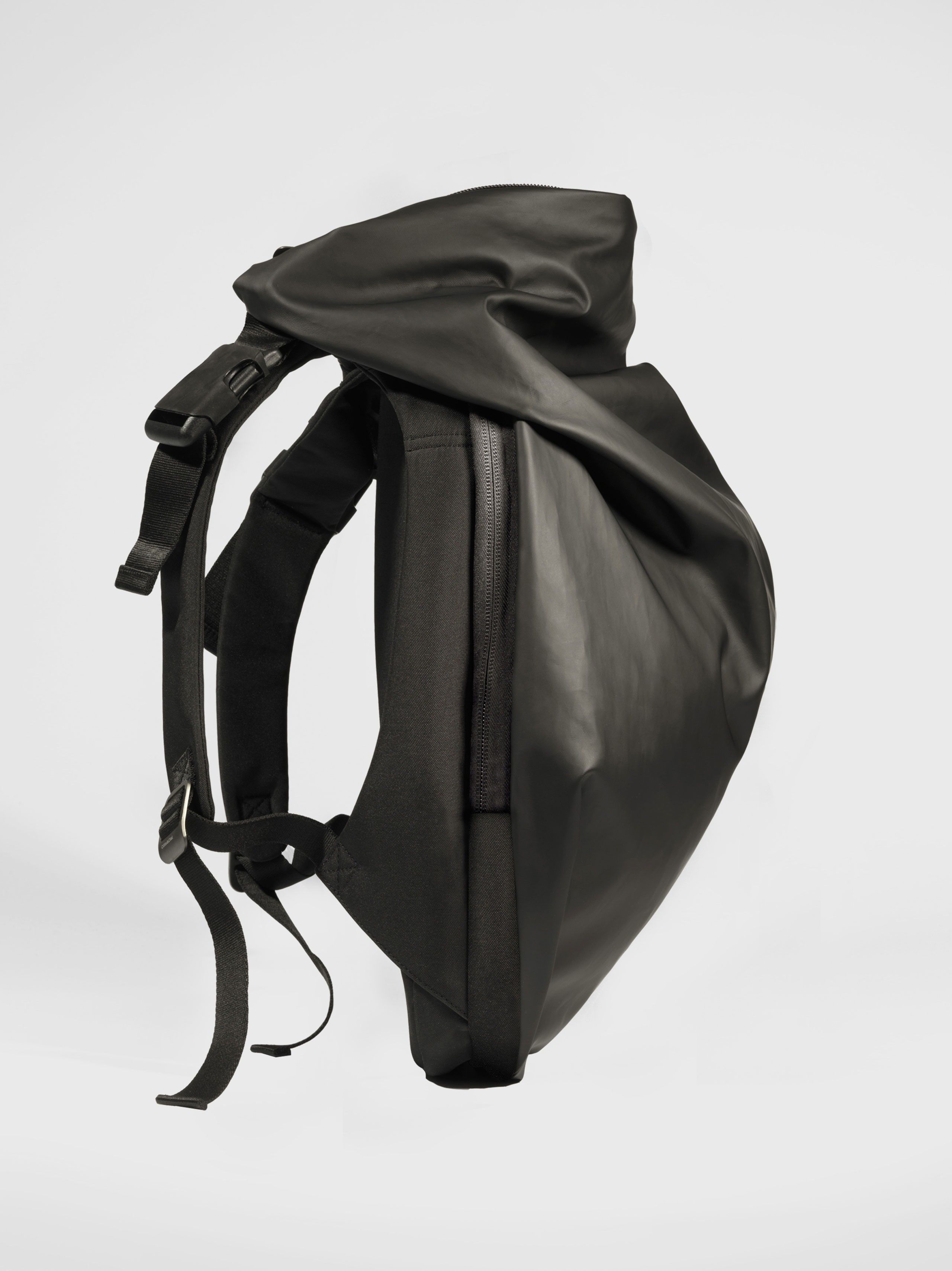 Côte&Ciel Nile Rucksack in Obsidian Black is one of our iconic ...