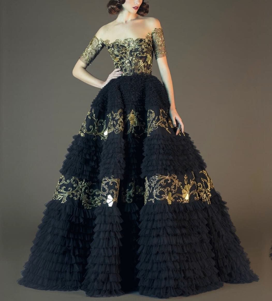 Pin by erika baeza on vestidos pinterest haute couture bb and