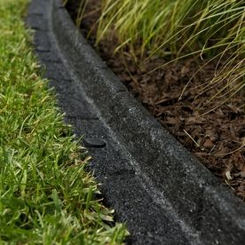Flexi Edge Lan Edging Landscape Edging Rubber Mulch 640 x 480