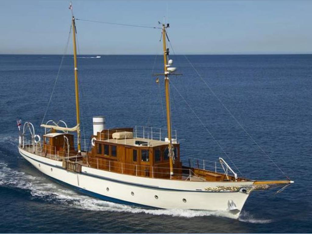 1907 Twin Screw Schooner Classic Gentlemans Yacht, Brightlingsea ... | Old boats | Classic ...