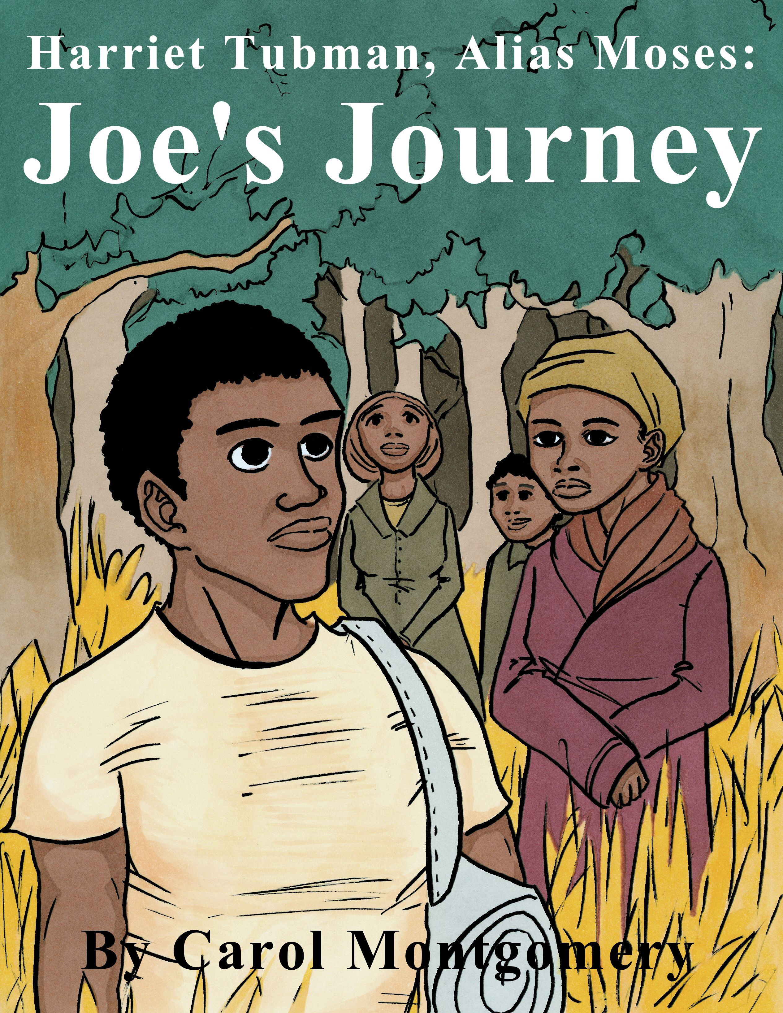 Free Readers Theater Based On Harriet Tubman S Own Words Harriet Tubman Alias Moses Joe S