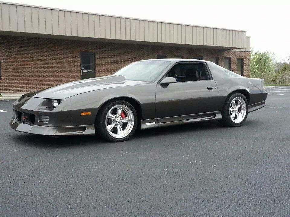 Clean 3rd Gen Camaro Chevy Muscle Cars Muscle Cars Gm Car