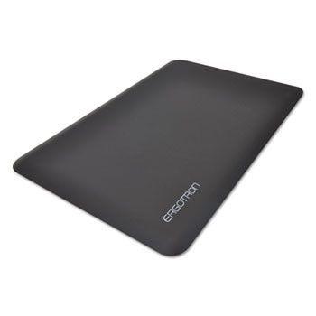 Workfit Anti-Fatigue Floor Mat, 24 X 36, Black