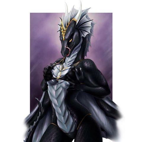 sexy dragoness