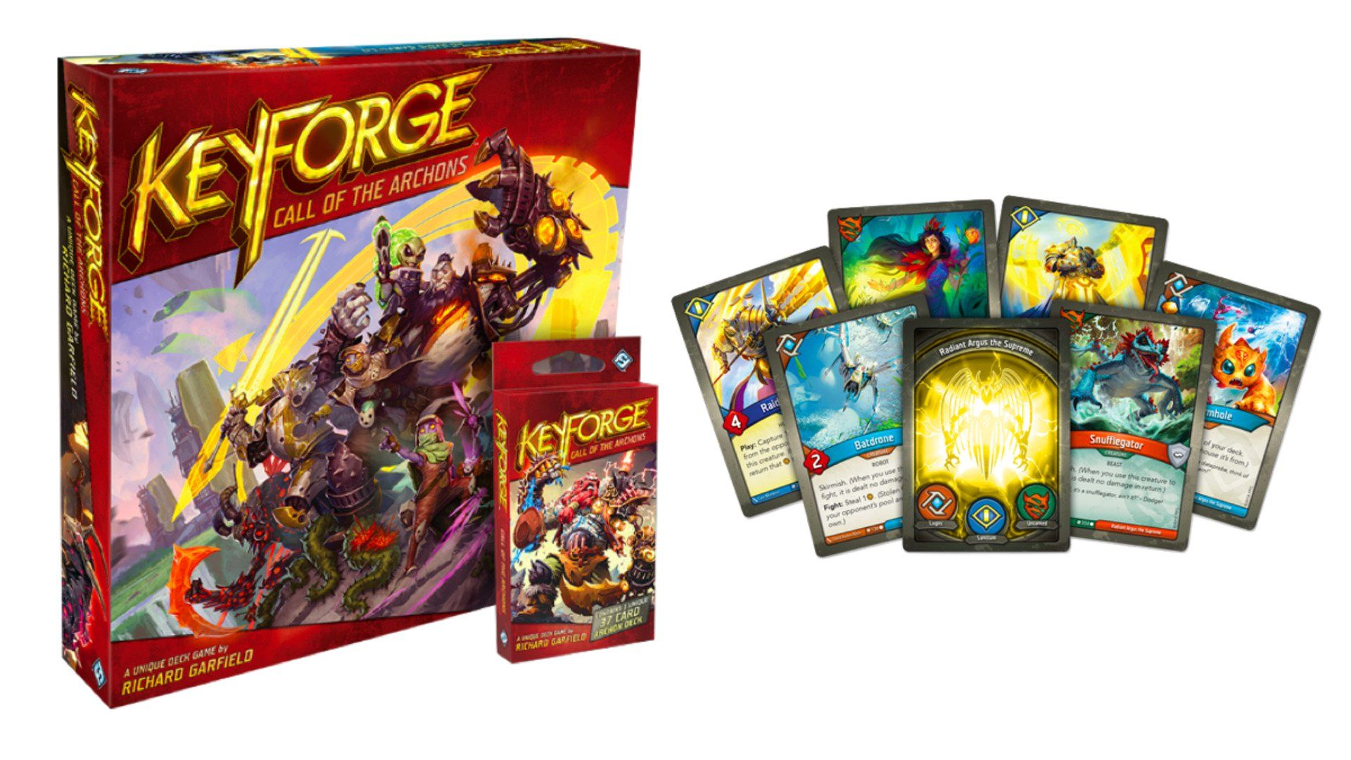 Keyforge Call Of The Archons Sold Out By Fantasy Flight Games Unique Cards Card Games Games
