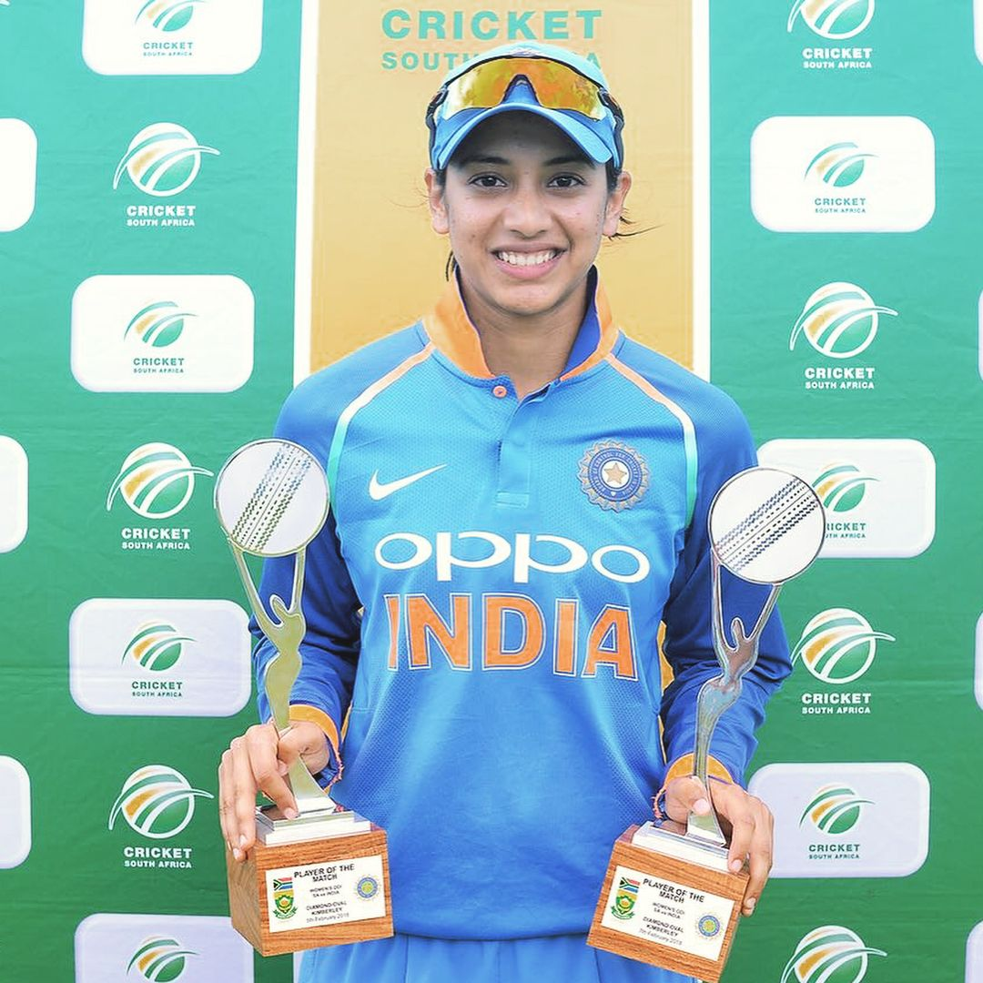 Good Bye South Africa Thank You For The Memories A Great Tour For Us Clinching Both One Day As Well As T 20 Ser Smriti Mandhana Cricket In India Cricket Teams