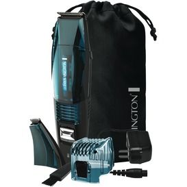 For the bearded Dad - try this Remington Vacuum Groom 2 in 1 Beard Trimmer!
