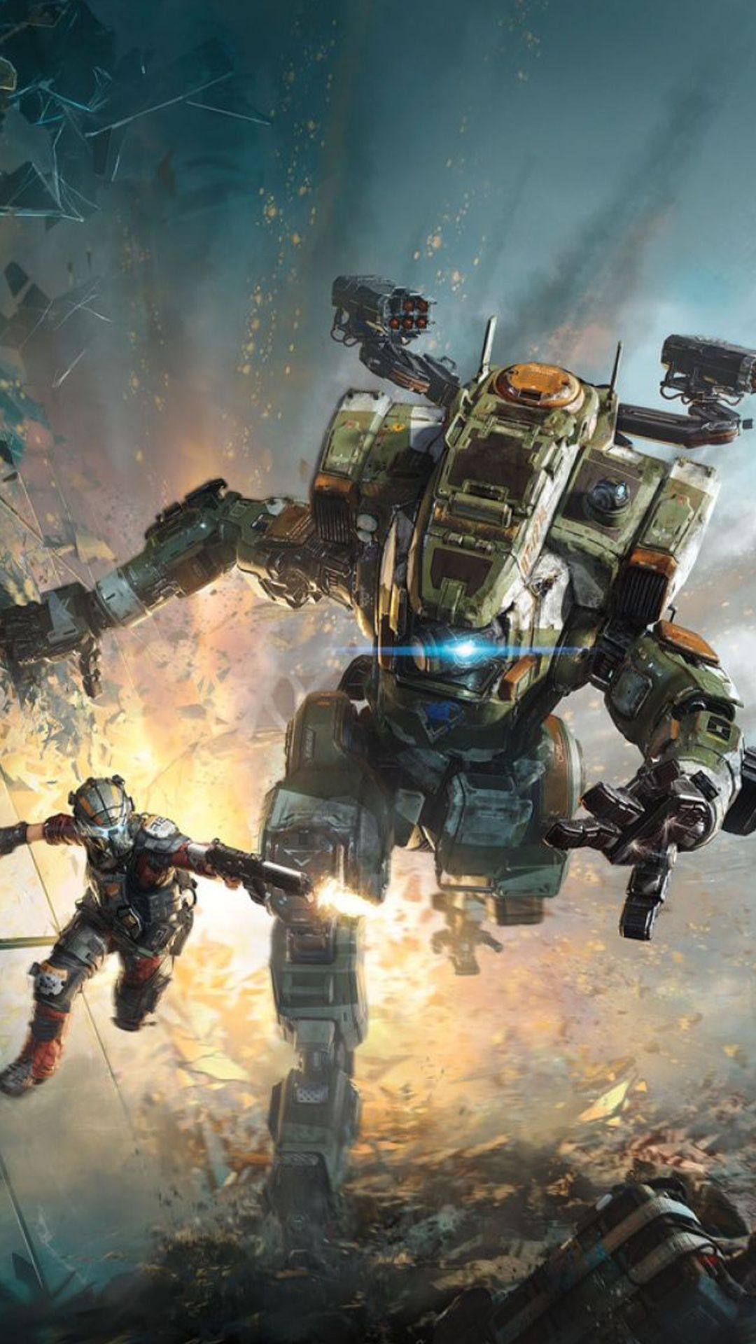titanfall 2 wallpaper iphone se | titaneers | pinterest | wallpaper