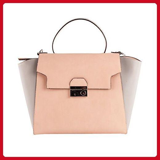 Handbag, Fiorenza Pink, Leather, Dimensions in cm  40 l x 27 h x 15 ... 67c10a9626