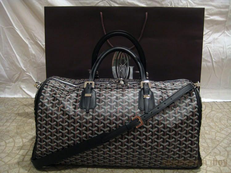 Croisière 50 Goyard  Keepall  (Duffle) bag. Too Fly.   This   That ... 2a82f19e01